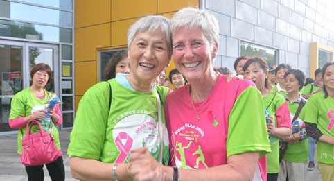Shanghai cancer survivors