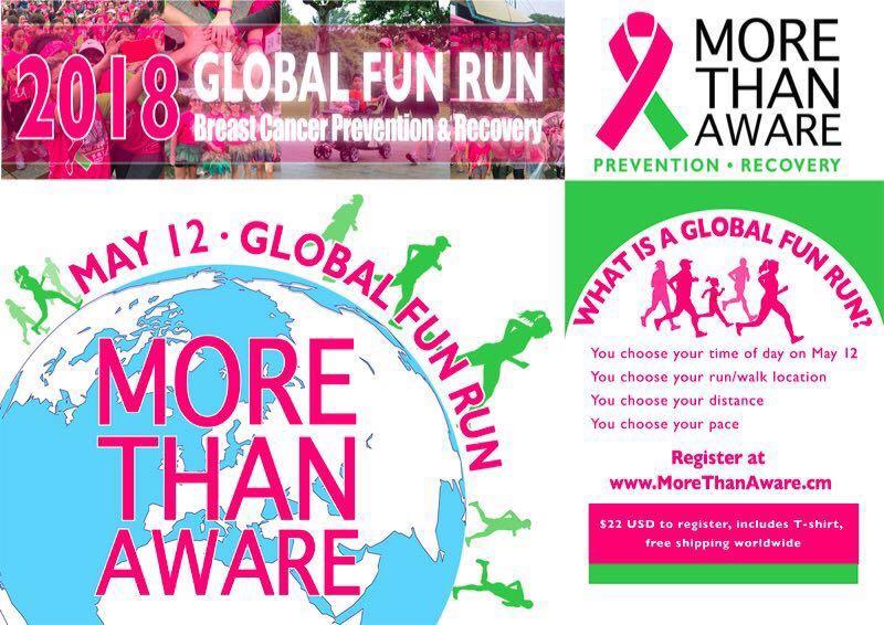 More Than Aware Global Run 2018