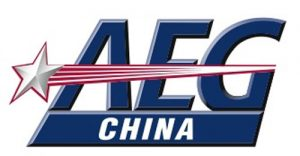 AEG China logo