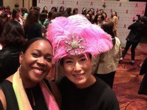 big pink hat