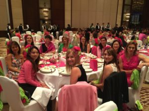 breast cancer luncheon