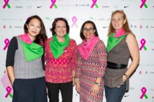 More Than Aware breast cancer fundraiser