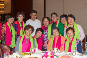 Shanghai More Than Aware luncheon