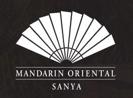 Mandarin Oriental Sanya logo