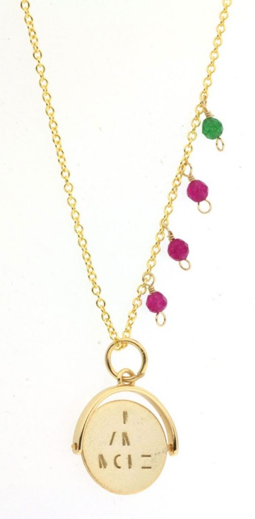 More Than Aware necklace